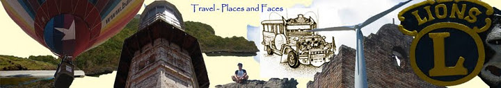 Travel - Places and Faces