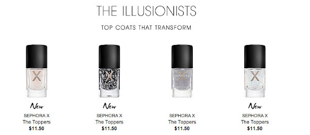 sephora x illusionists