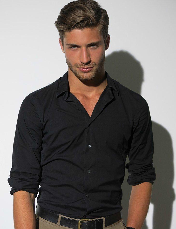 Модная мужская одежда от