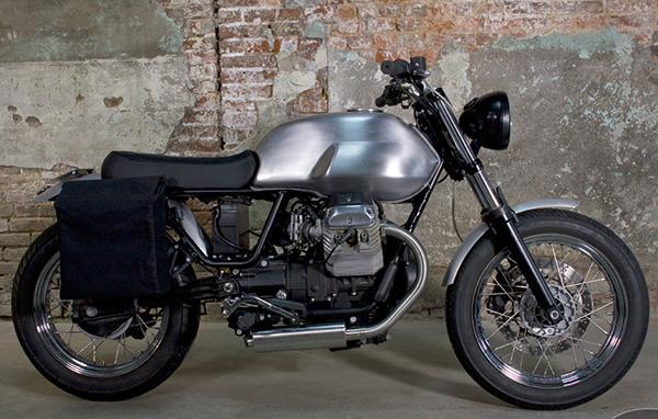 Moto Guzzi V7 Wayward | Custom Moto Guzzi V7 | Hammarhead Moto Guzzi V7 Wayward | Moto Guzzi V7 custom