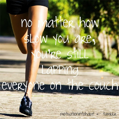 No Matter How Slow You Are