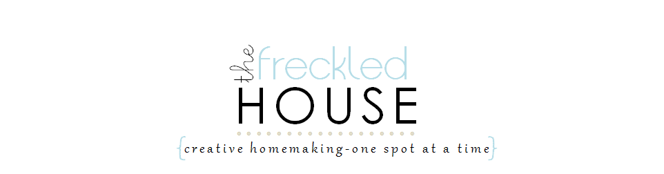 The Freckled House