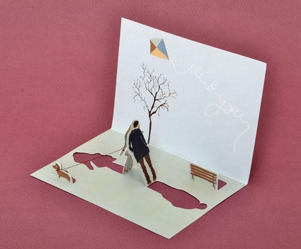 Как креативно сделать открытку