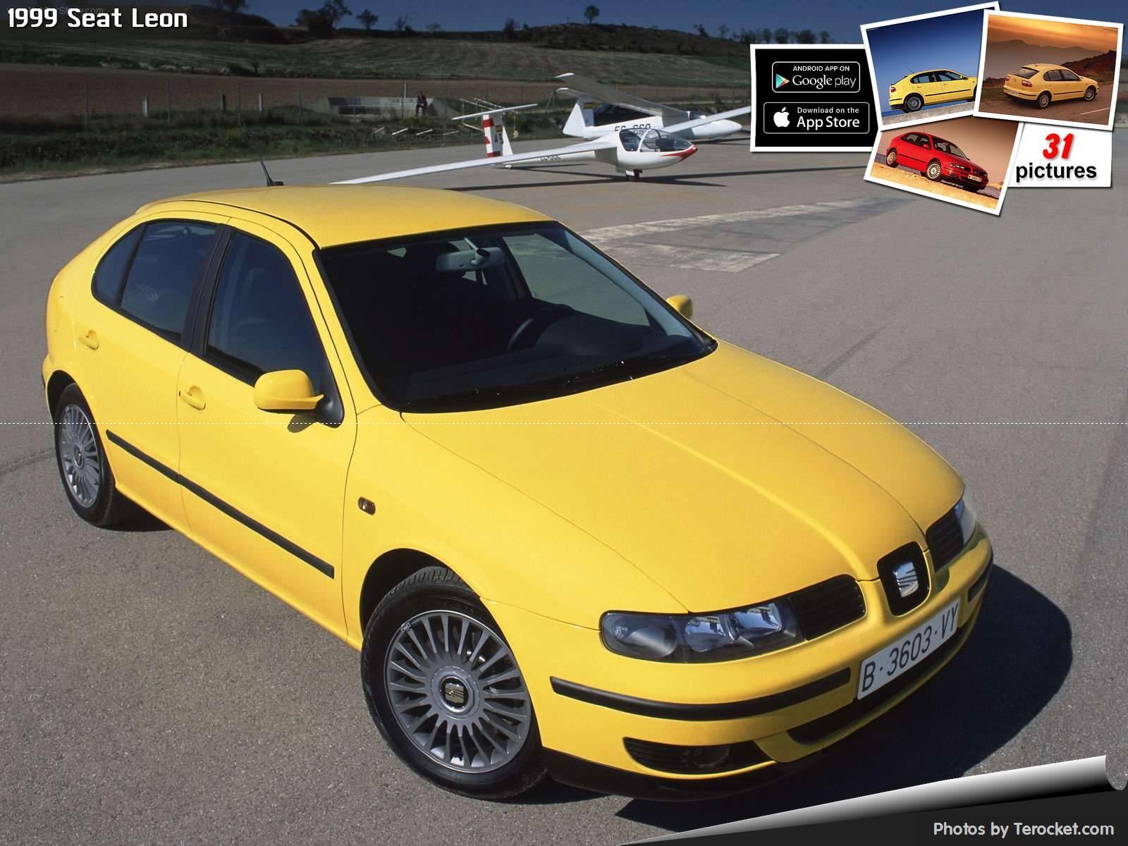 Hình ảnh xe ô tô Seat Leon 1999 & nội ngoại thất