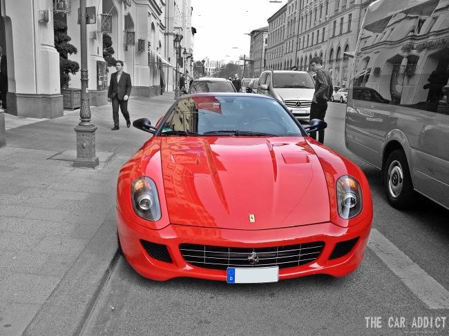 Carspotting Munich