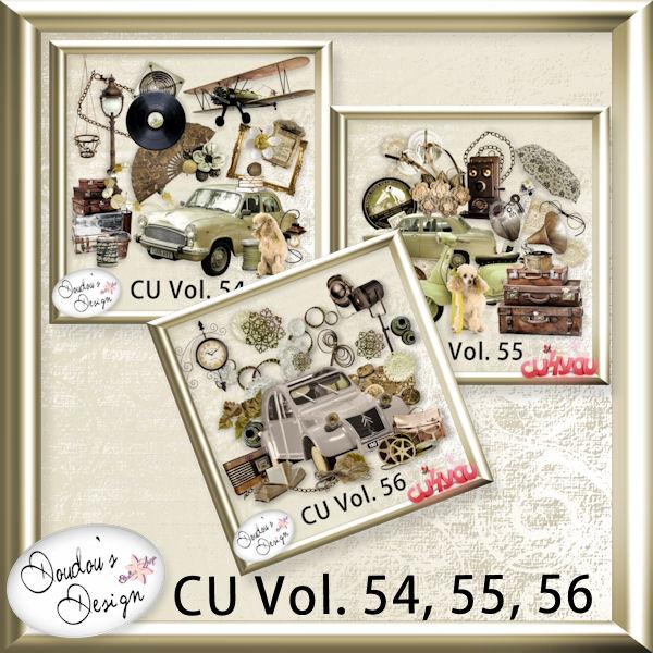News @ Doudou's Design DoudouSDesign_C4Y_CUvol54_56