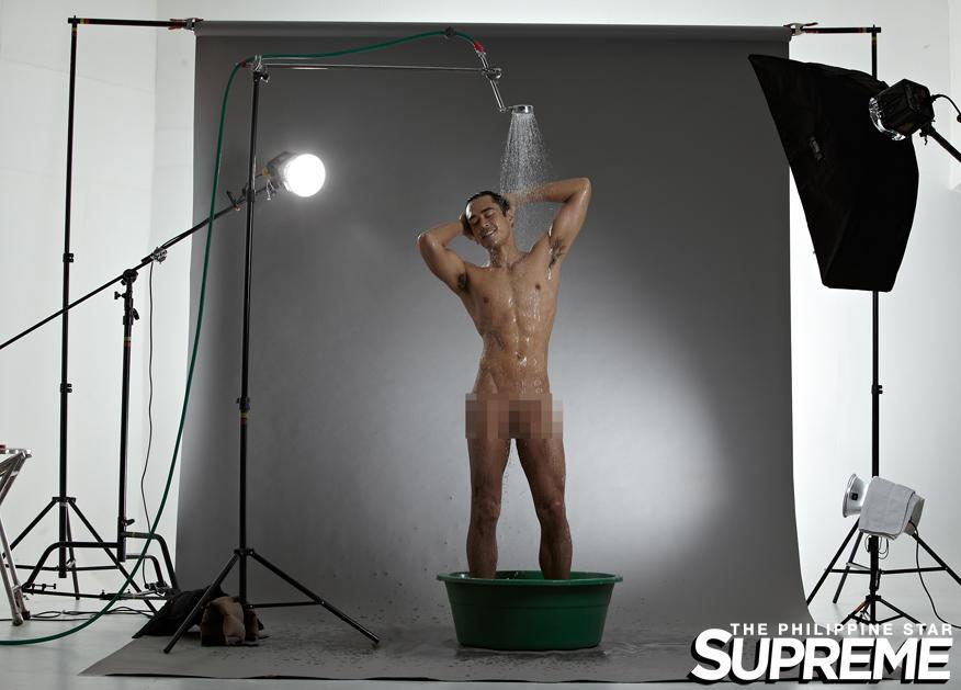 Brent Javier Shower Is There An Uncensored Version Lol
