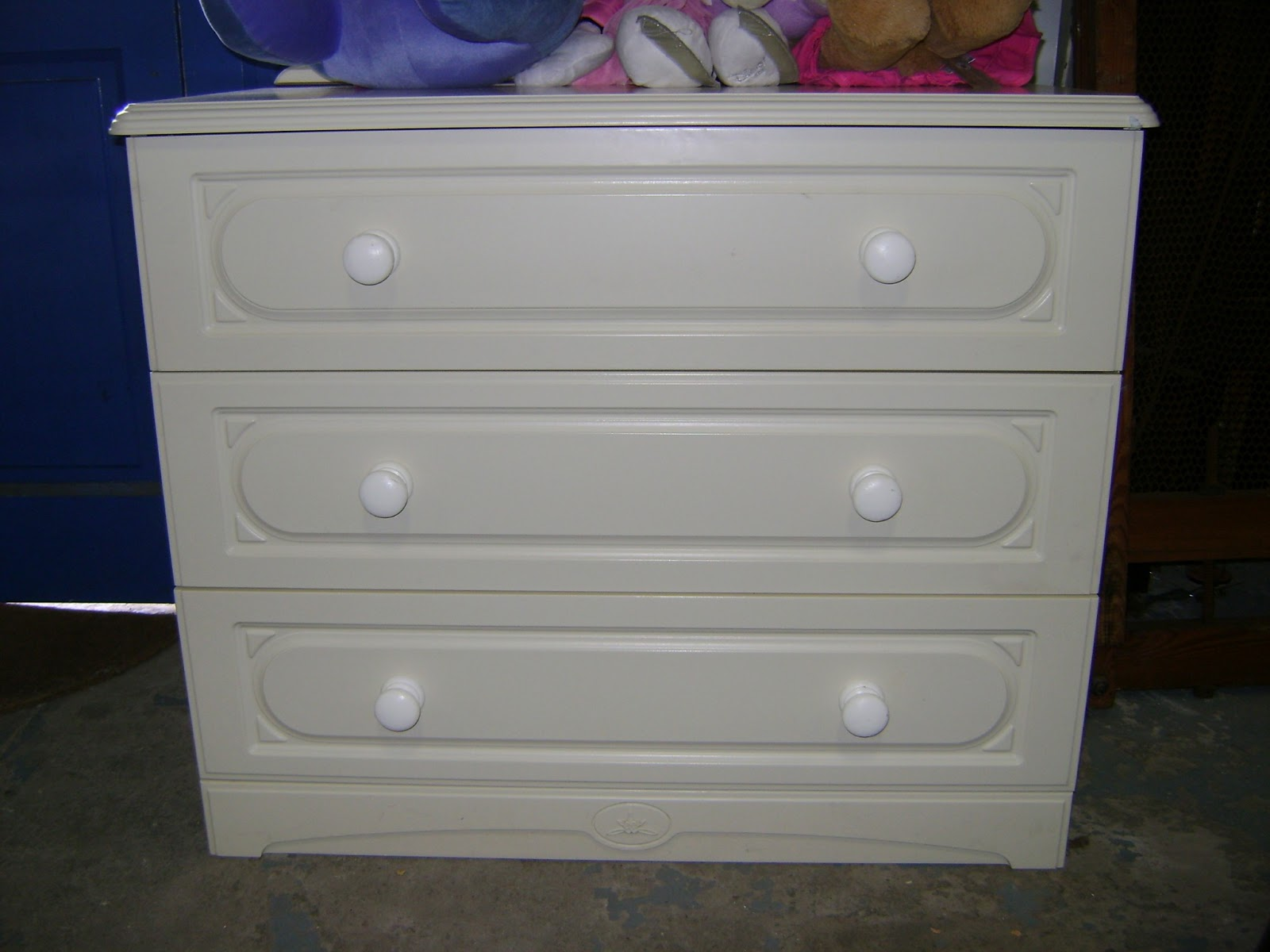 New Stock Update: 31st March 2013 Chest of Drawers, Teddy's, Baby