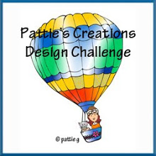 Pattie's Creation design Challenge