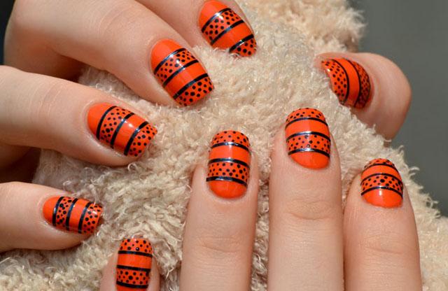 Halloween nails nail art manicure inspiration ideas