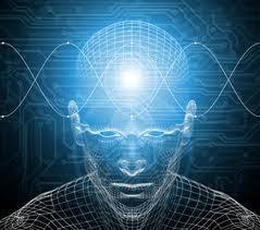 Gambar gelombang otak dan pikiran