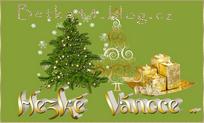 Vánoce  blog