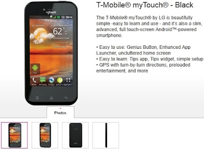 best T-Mobile myTouch And MyTouch Q