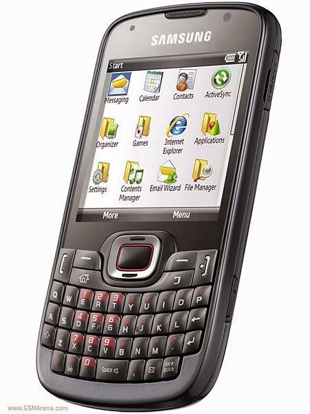 Samsung B7330 OmniaPRO Flash Files