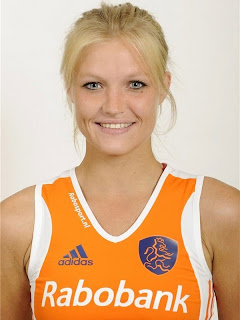 Duch Hockey Player Sophie Polkamp