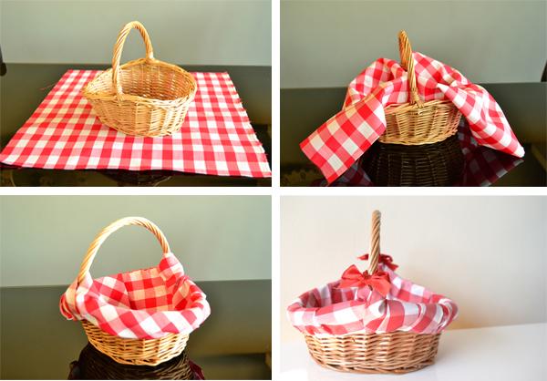 Tutorial cestas o canastas manualidades foro for Como secar frutas para decoracion