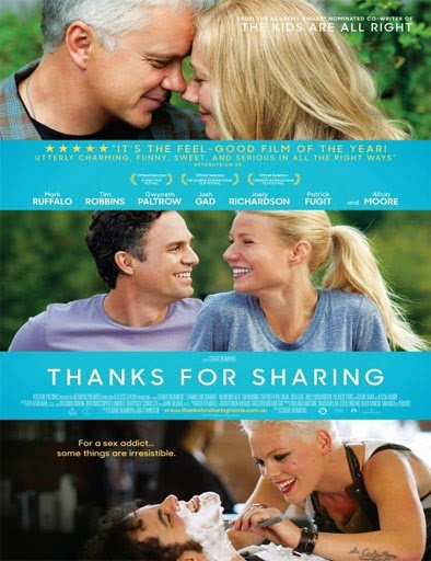 Ver Thanks for Sharing (2013) Online