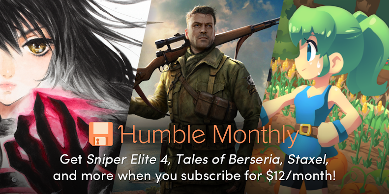 Subscribe To Humble Monthly