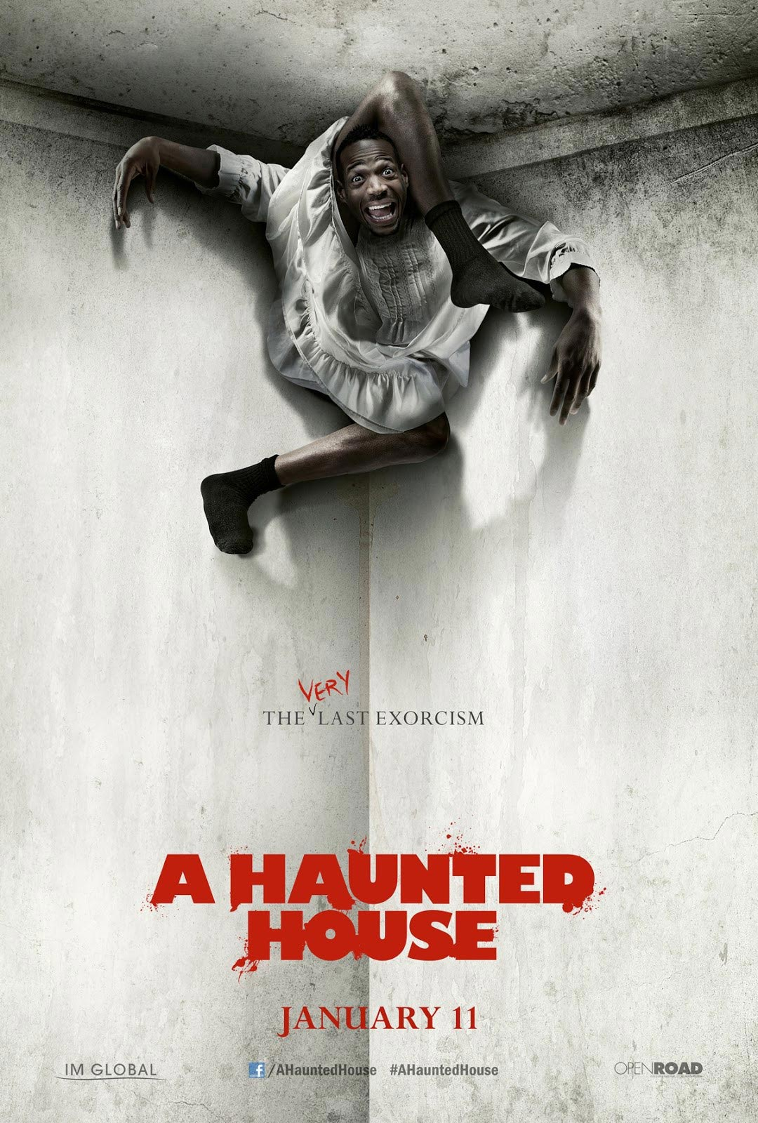 A Haunted House affiche