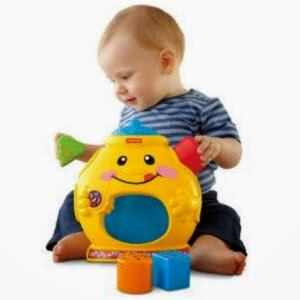 Amazon: Buy Fisher-Price Laugh and Learn Cookie Shape Surprise at Rs.550
