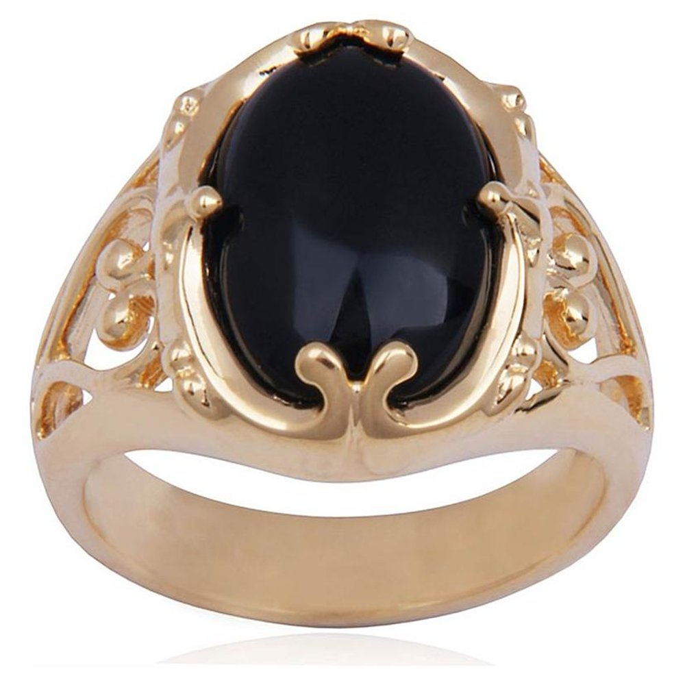 find the best black gold promise rings ring review