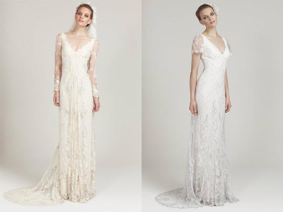 vestidos de novia estilo kate moss – vestidos de coctel