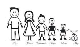 Minha família linda