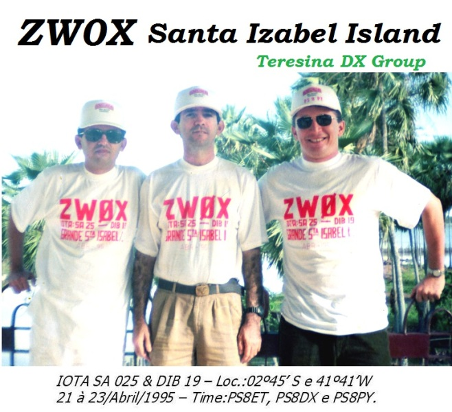 DXpedition nº 001