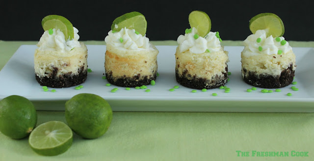 cheesecakes, key lime, summertime, dessert, tropical