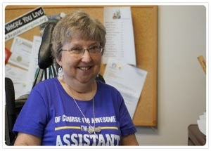 Executive Director Sandi Klink