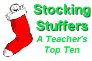Inexpensive Christmas Gifts for Teachers and Kids