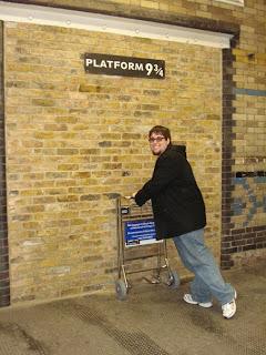 Chris' Travel Goal: London