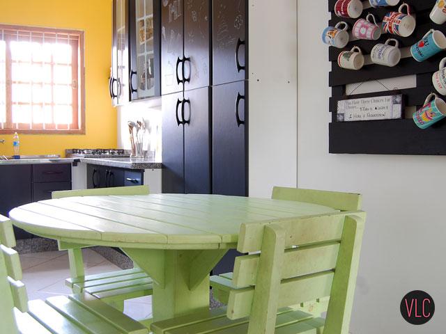 mesa de jantar: que cor pintar?