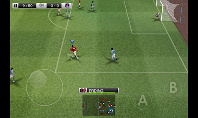PES 2011 Pro Evolution Soccer v1.0.1 Android (Android Games)