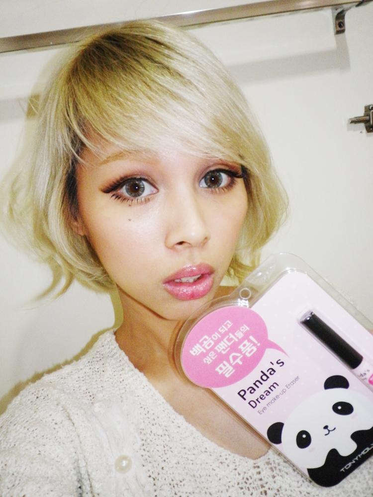 Tony Moly Panda's Dream Eye Makeup Eraser Review