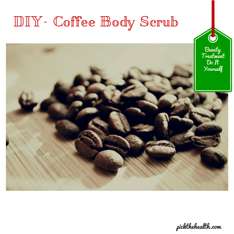 Skin Master- Coffee Body Scrub