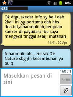 kanker sembuh dengan obat kanker dari de nature indonesia paket ziirzax (daun sirsak) dan typhogell (ekstrak keladi tikus)