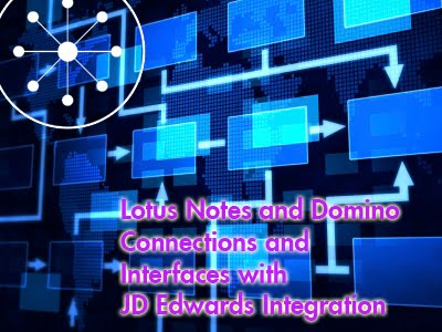IBM Lotus Notes Domino Integration to Oracle  JD Edwards JDE
