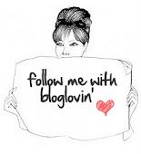 Podeis seguirme en Bloglovin pinchando en la foto.