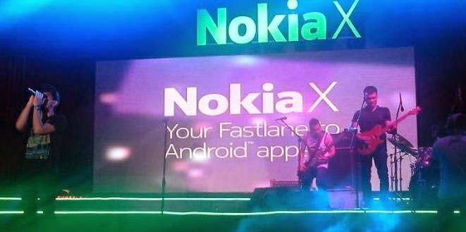 Nokia X Races: Consumer Launching Of Nokia X Smartphone