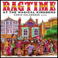 Disneyland Walt Disney World park soundtracks iTunes ragtime