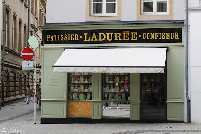 Stadtlandeltern - Luxembourg - Stadt - Laduree