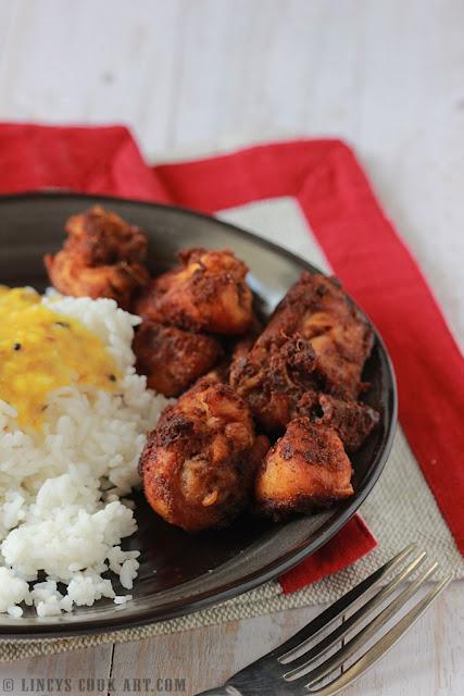 Chicken Fry Recipe