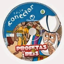 CD 8 Série Conectar - Profetas e Reis
