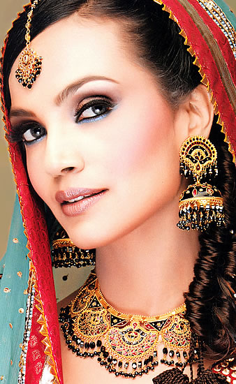 Pakistani Bridal Jewelry Collection 2011 ...
