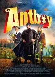 Antboy, el pequeño gran superheroe