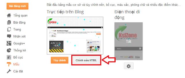 Thêm một giao diện nhận xét khác cho Blogger