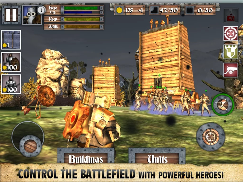 Heroes and Castles v1.00.04.2