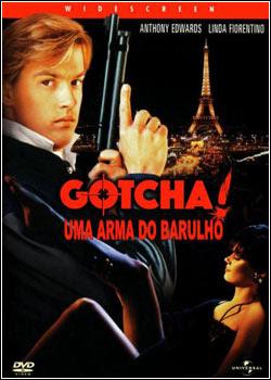 Download - Gotcha - Uma Arma do Barulho DVDRip - Dublado