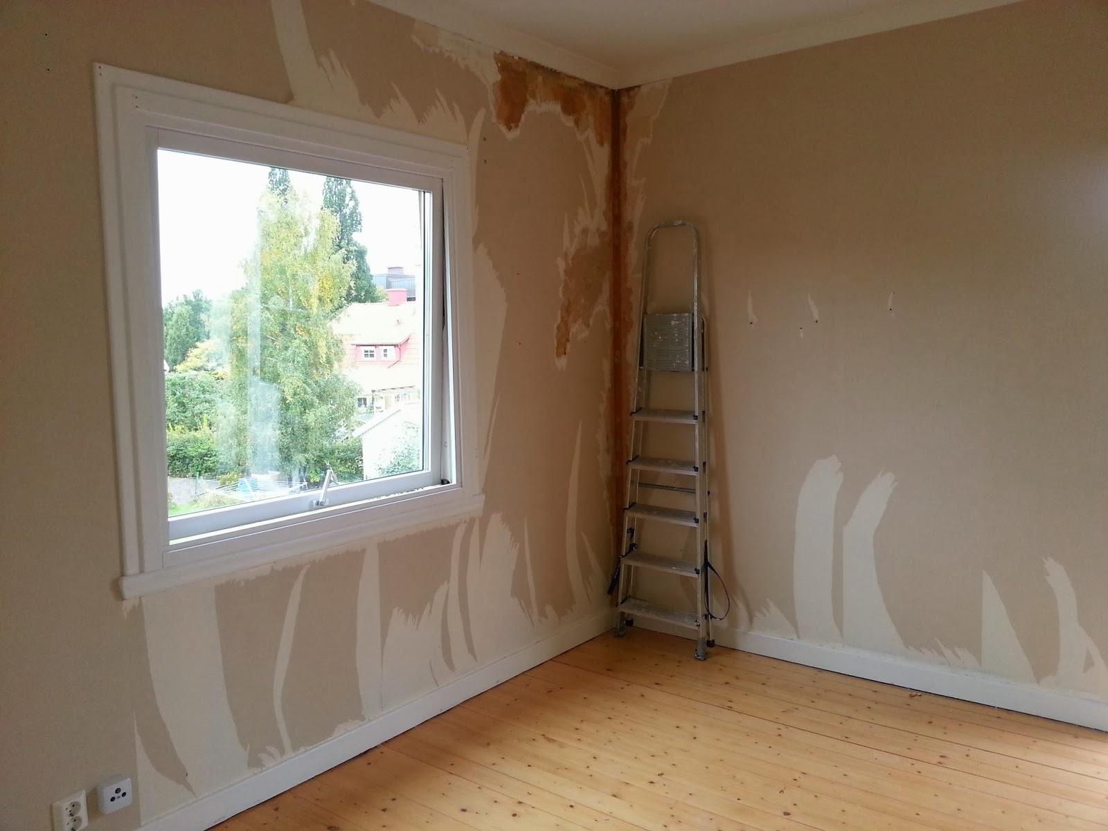 Finaste huset: sovrummet som äntligen blev klart del i